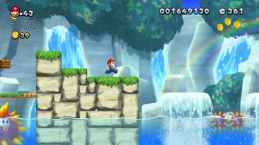 Super Mario Bros U Deluxe Review A Modern Masterpiece