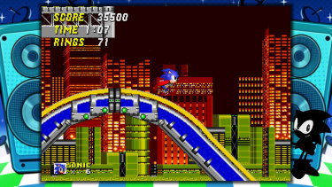 In the Japanese version of Sonic 2, Sonic's friend Tails is called Miles. Doesn't make a difference to the game but it's fun trivia.