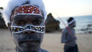 Concert pays homage to Indigenous musician, Geoffrey Gurrumul Yunupingu.