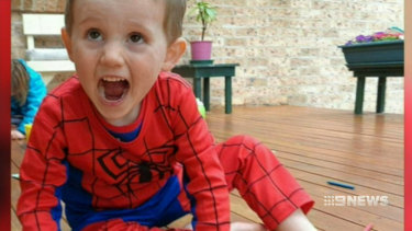 William Tyrrell disappeared from Kendall on the mid North Coast in 2014.