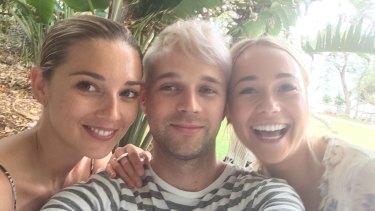 The Yarbrough siblings: Jasmine, Josh and Jade.