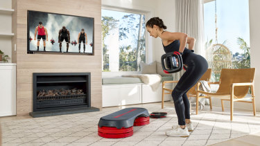 Les Mills On Demand has seen a 900 per cent increase in new subscribers.