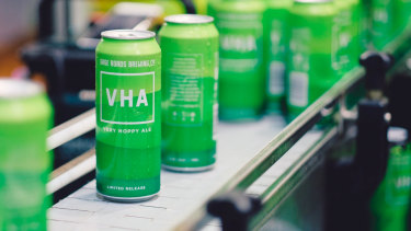 Gage Roads will launch its new VHA on Saturday to celebrate the first National Indie Beer Day.