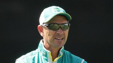 Justin Langer's men lost back-to-back series at home against India.