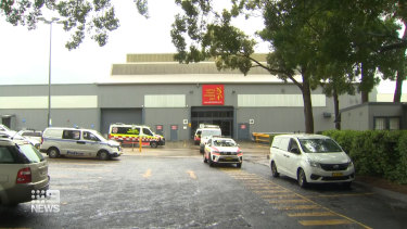 A man fell to his death at a Sydney rock climbing gym