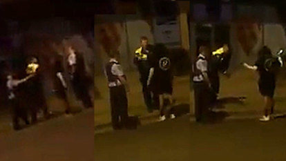 Aboriginal teen sues after alleged NSW police assault caught on video