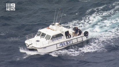 Police divers end ocean search off Dover Heights for Melissa Caddick