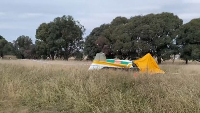 Two energy contractors killed in light plane crash near Canberra