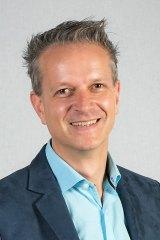 Mathematical Association of Victoria chief executive Peter Saffin.