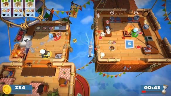Overcooked 2 review: a generous second helping