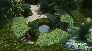 Plans for a Bali Peace Park at the Sari Club site have been scrapped.
