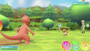 Let's Go blends the familiar with the new, and makes it easier for new players to jump in, but it's still Pokemon at its core.
