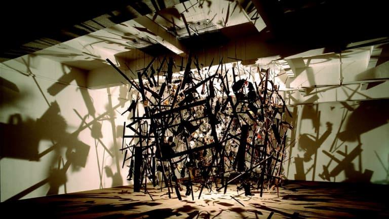 Cold Dark Matter will feature in a major survey of the British artist Cornelia Parker.