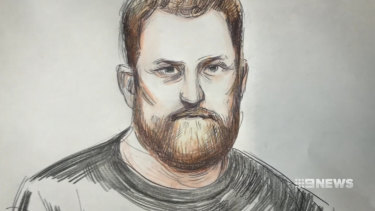 Anthony Harvey - the face of evil.