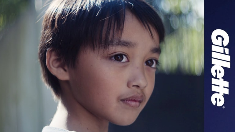 The best publicity they can get: Gillette is the big winner from ad