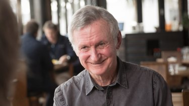Lifetime achievement award for children's author Paul Jennings, the master of the twist in a tale.