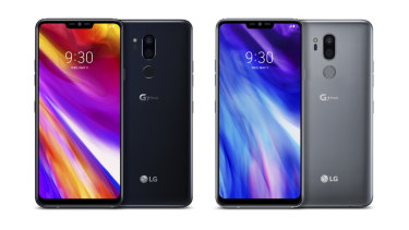 LG G7 ThinQ review: solid all-rounder does lots of little