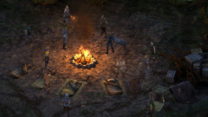 Portable Pillars of Eternity is still a game for the ages