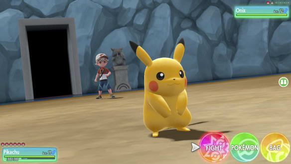 Pokemon Let's Go Pikachu and Let's Go Eevee review: catch 'em one-handed