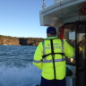 Victorian missing after going for a swim at NSW beach