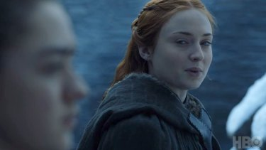 Sansa never trusted Daenerys.