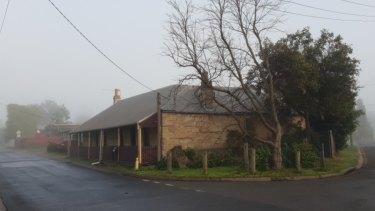 Caroline Chisholm Cottage.