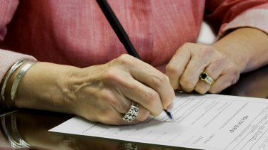 It can be difficult to make informed decisions after electing to take on power of attorney for an ageing relative.