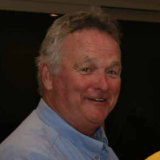 Former North Palm Beach Surf Life Saving Club president Graham Howard.