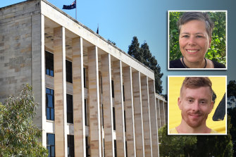 Legalise Cannabis candidate Sophia Moermond and Daylight Savings Party leader Wilson Tucker have been elected to the West Australian Parliament.