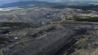 Coal mines in the upper Hunter Valley near Bulga. The committee inquiry will also examine the effects on water security and public health from existing and future energy supplies.