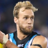 Happy 21st! AFL's 'Everywhere Man' Hombsch set for another venue