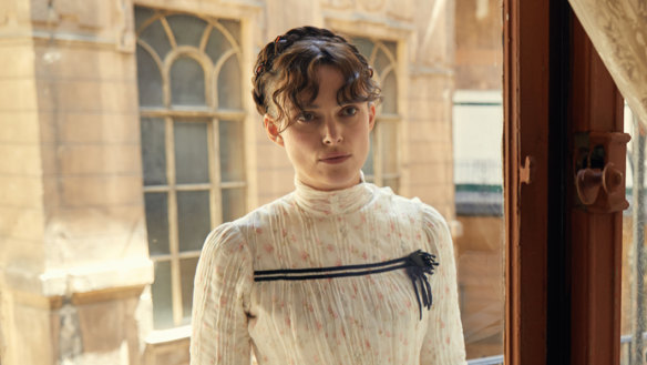 Knightley's Colette more British than French