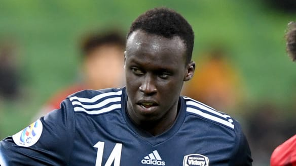 Victory's Deng out to bring his A-game to Socceroos