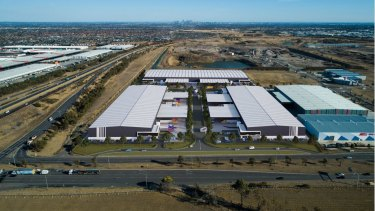 LOGOS has acquired a logistics estate in Epping.