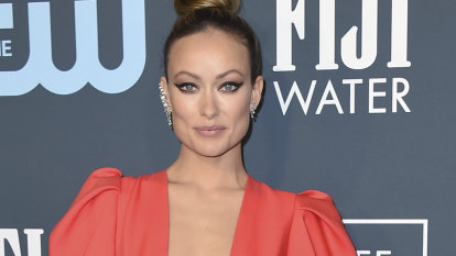 Olivia Wilde is a single mother. She also has a sex life