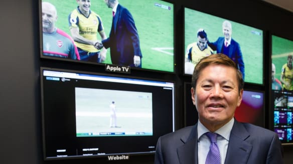 'We learnt a lot': Optus sticks to soccer plans despite World Cup fail