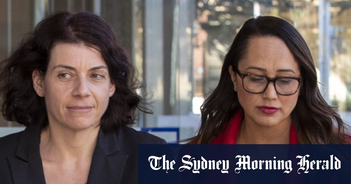 Porter barrister cannot act in ABC defamation case court rules – Sydney Morning Herald