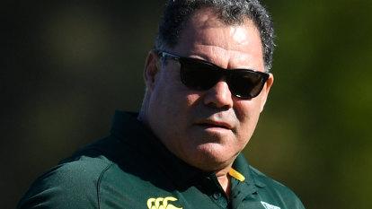 'Reality check': Meninga expects rankings drop to jolt Kangaroos