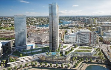 NSW government backs controversial Harbourside Shopping Centre high-rise