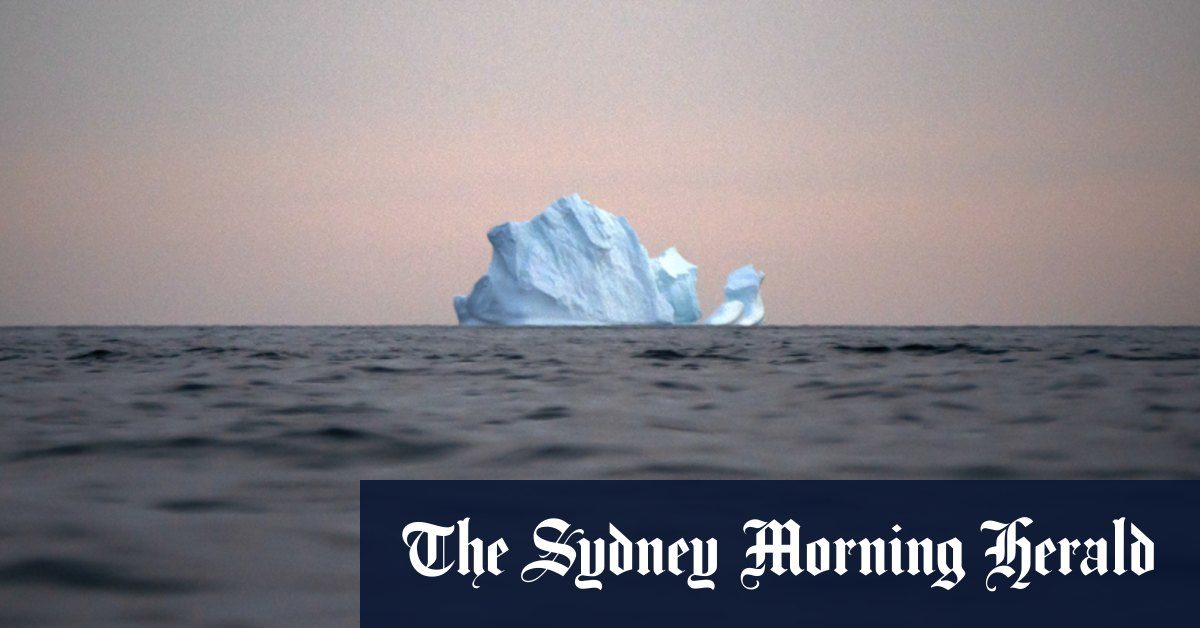 All-time record melt: Greenland loses 532 billion tonnes of ice – Sydney Morning Herald