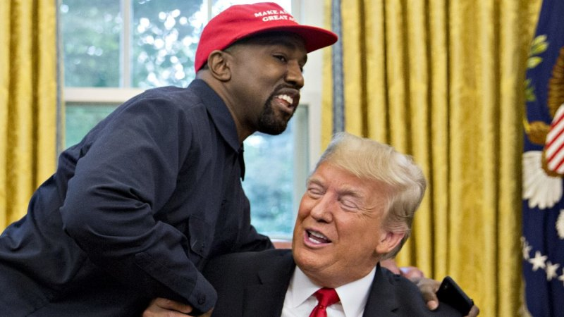 Rapper Kanye West announces US presidential bid on Twitter – Sydney Morning Herald