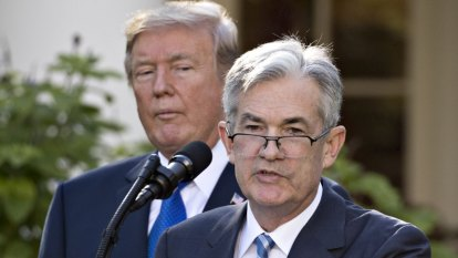 Trump believes the Fed chair has 'no guts' and is a 'bonehead' - but says his job is safe