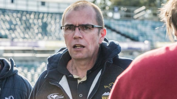 Brumbies boss Michael Thomson finishes tenure, but sees bright future