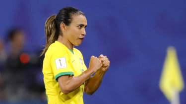Marta has tested positive for coronavirus.