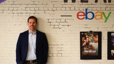 eBay Australia and New Zealand managing director Tim MacKinnon says Australian retail is facing one of its most challenging periods.