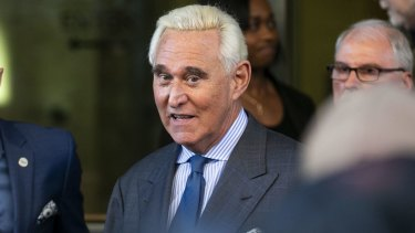 Roger Stone, former adviser to Donald Trump, had informed Trump of his contact with WikiLeaks, Cohen said.