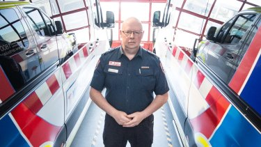 CEO of Ambulance Victoria, Tony Walker, vowed to stamp out bullying, harassment and sex discrimination at the service after 'The Age' reported the issues in October.