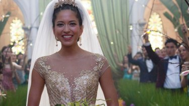 Network 10 is launching a new reality series inspired by the Hollywood film Crazy Rich Asians.