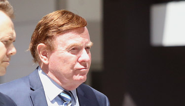 Former Ipswich City Council CEO Carl Wulff will be eligible for parole after 18 months behind bars.