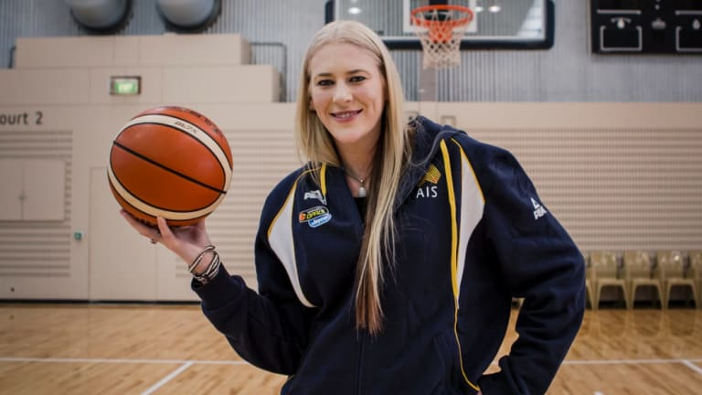 Lauren Jackson has opened up about her life on and off the basketball court.